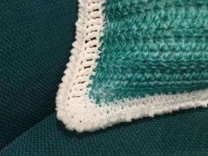 Crochet Pillow 4