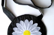 OlyFun Daisy Cross Body Purse