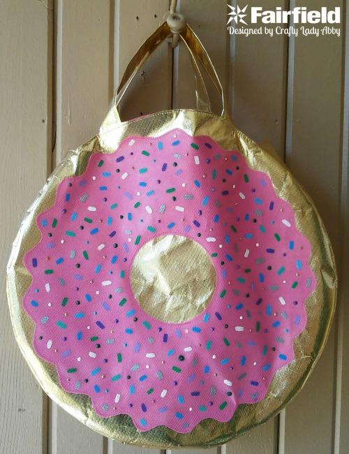 Olyfun Oversized Donut Tote Bag (14)