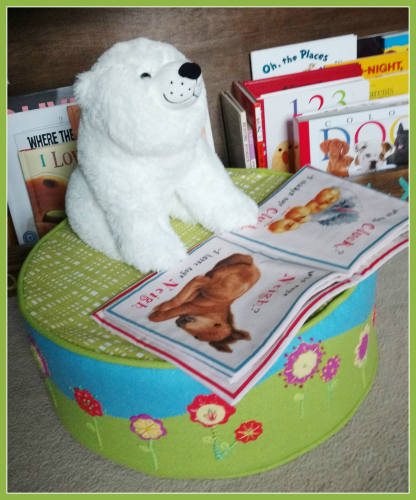 Storybook Tuffet Cushion