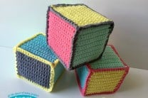 Cochet Baby Blocks