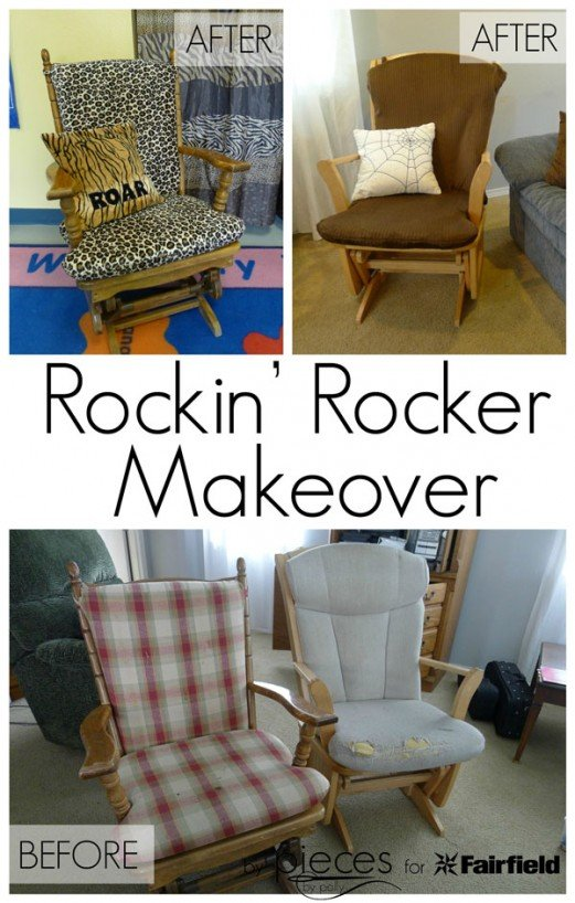 Rockin' Rocker Make-Over