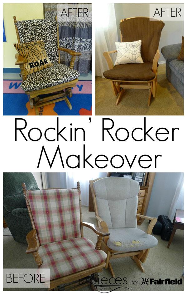Super Diy Rocking Chair Cover Fairfield World Spiritservingveterans Wood Chair Design Ideas Spiritservingveteransorg