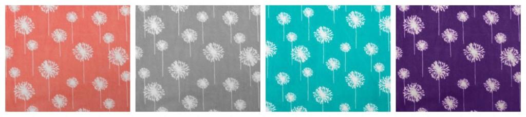 Cuddle Dandelion Fabrics