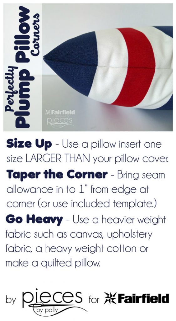 Perfectly Plump Pillow Tips