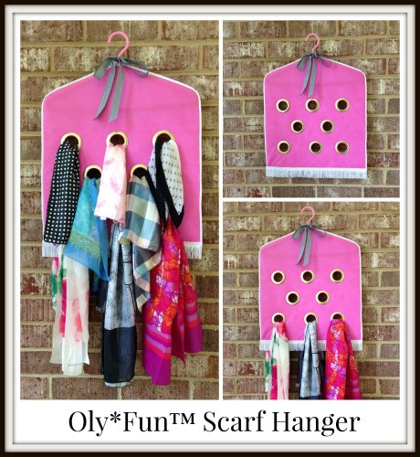 Oly Fun™ Scarf Hanger