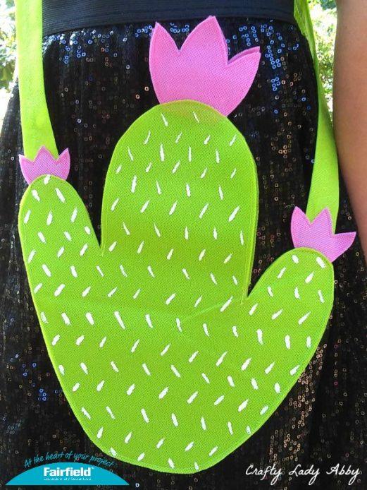 aa628a27e18ab6 OlyFun Cactus Crossbody Bag - Fairfield World Craft Projects