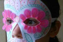 OlyFun Sugar Skull Mask