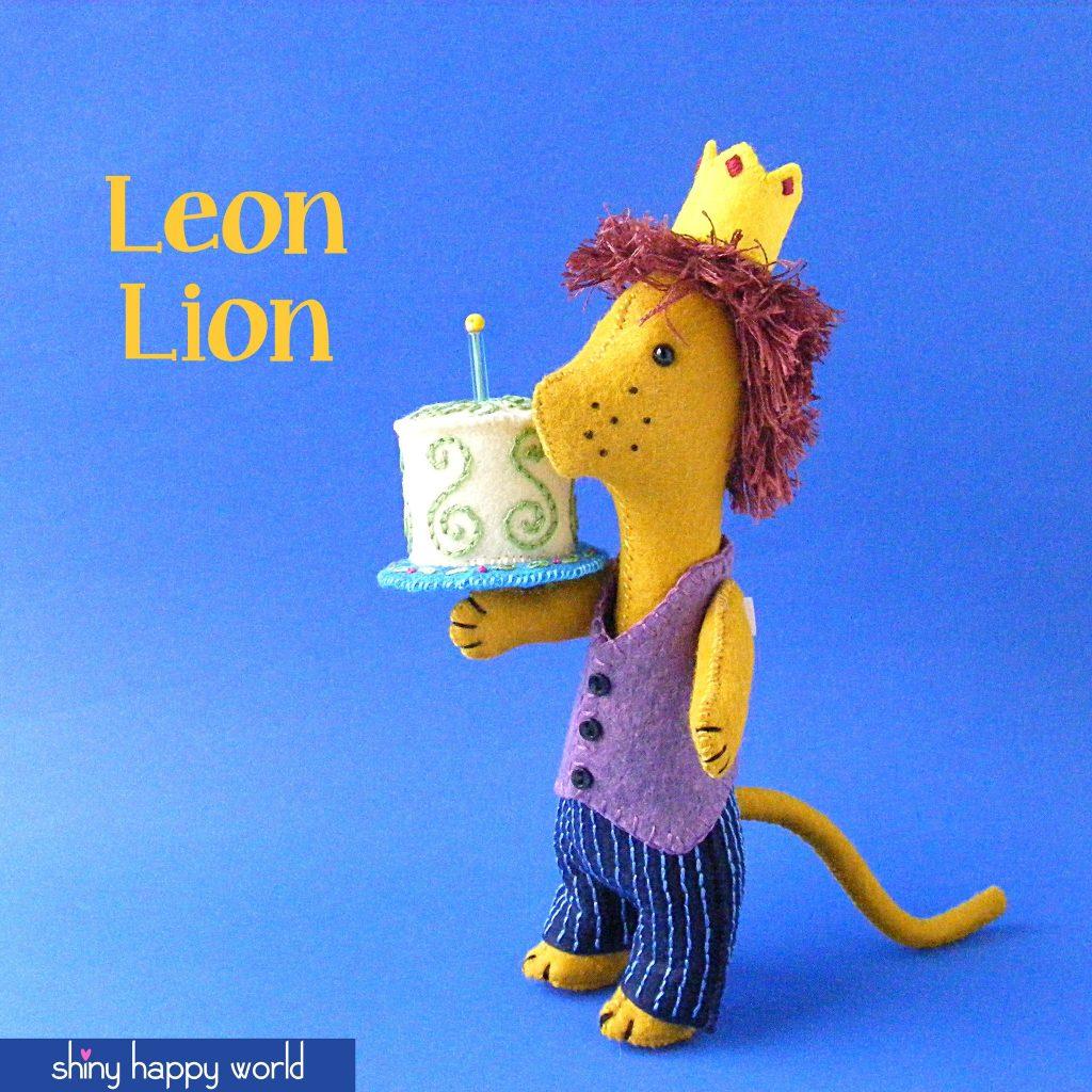 leon-lion-cover
