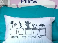 kids Artwork-Embroidery-Pillow-Main