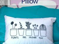 kids Artwork-Embroidery-Pillow-Main