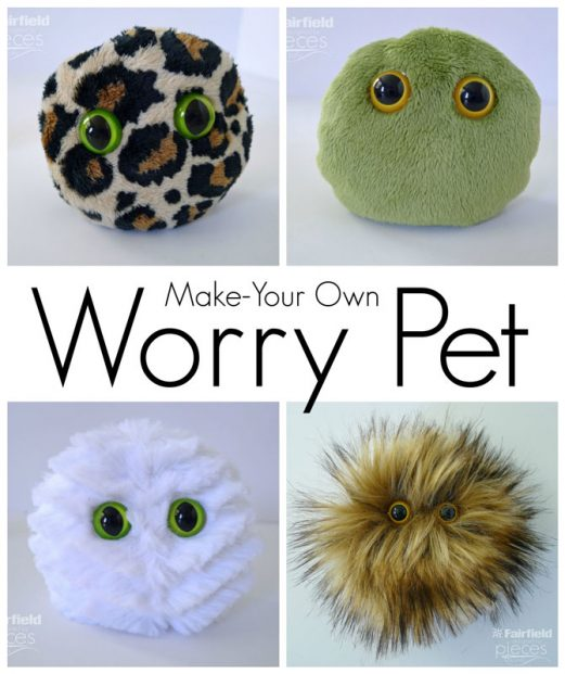 Worry-Pets- with PolyPellets