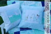 Simple Magic Parade Pillows