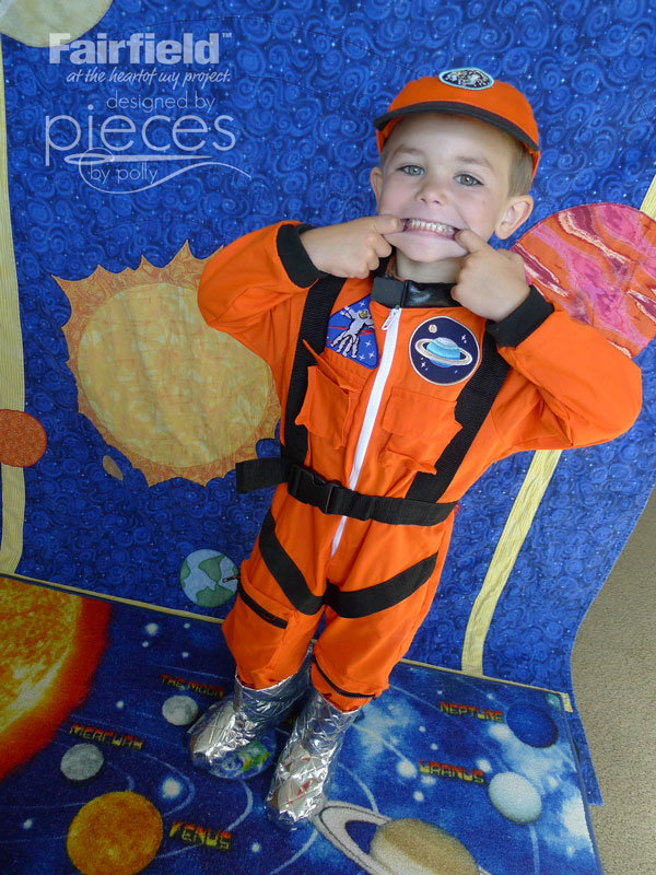 These easy Astronaut Boots make the perfect Astronaut costume accessory.