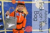 Astronaut Treat Bag