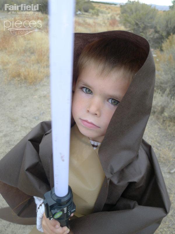 Easy Jedi Costume