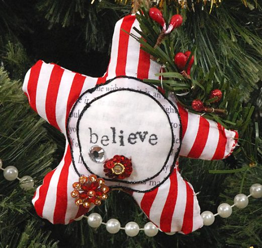 DIY Star Ornament