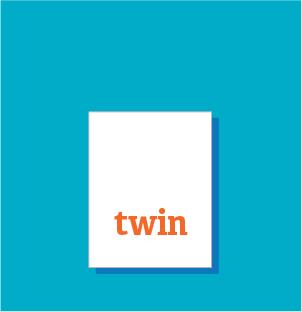 Twin 72