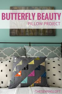 DIY-Butterfly-Pillow-Cover