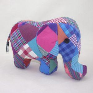 charm elephant stuffie