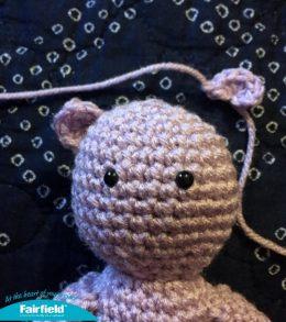 teddy bear ears