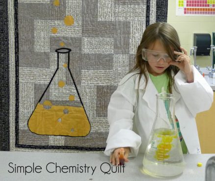 Simple Chemistry Quilt