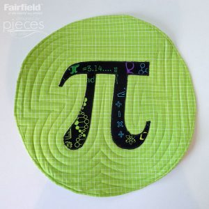 Pie Hot Pad for Pi-Day! 3.14