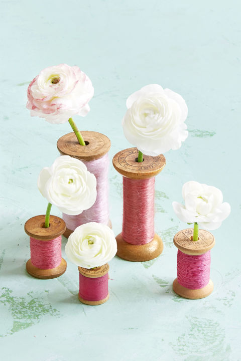 spool decor