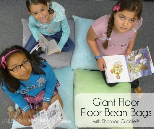 Giant Floor Bean Bags
