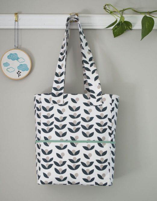 Carryall Tote! Perfect for organizing a Dorm Room