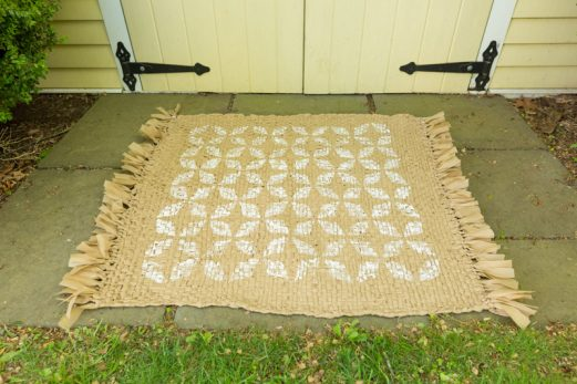 Entwined Floor Mat