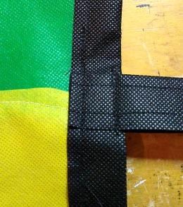 Rainbow Striped OlyFun Picnic Blanket 8