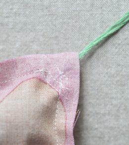 Bohemian Tassel Pillow A Happy Stitch 14