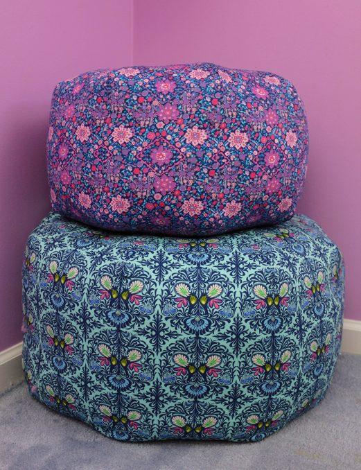 Giant Gum Drop Pillows - Amy Butler