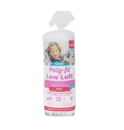 Poly-fil Low Loft Batting 45