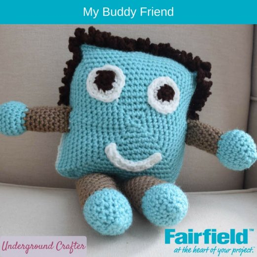 Crochet My Buddy Friend