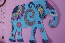 Scrappy Elephant