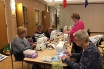 Veterans Home Quilters