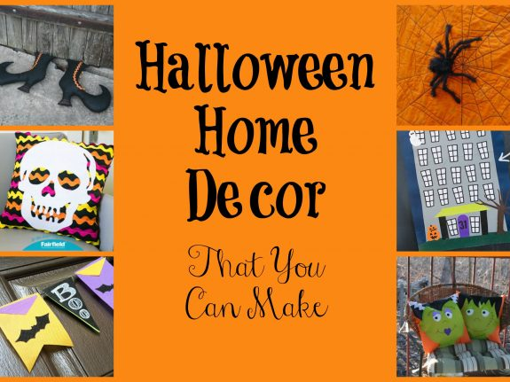 halloween decorations you can make at home diy