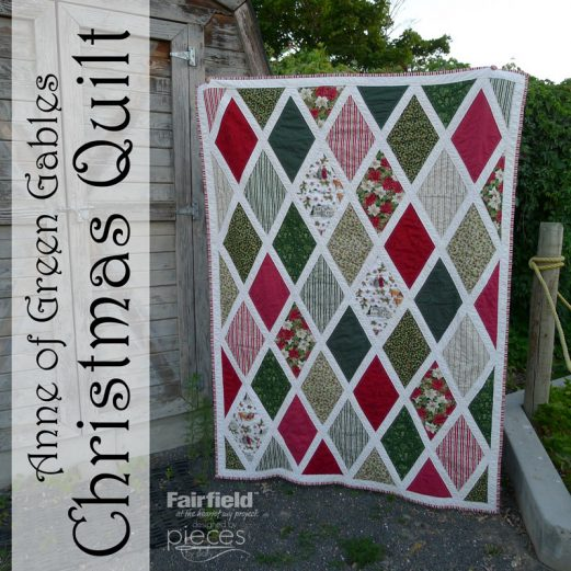 Anne of Green Gables Christmas Quilt