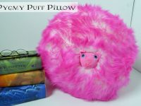 Make a Pygmy Puff Pillow for Harry Potter