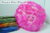 Giant Pygmy Puff Pillow for Harry Potter Fans