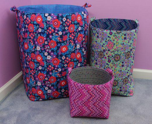 Storage Bins - Amy Butler Designs