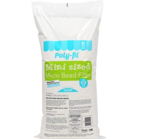 Poly-Fil® Micro Beads 1¼ pound Bag