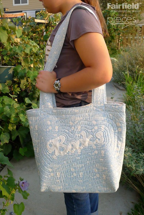 DIY Carry-It-All Reinforced Tote Bag