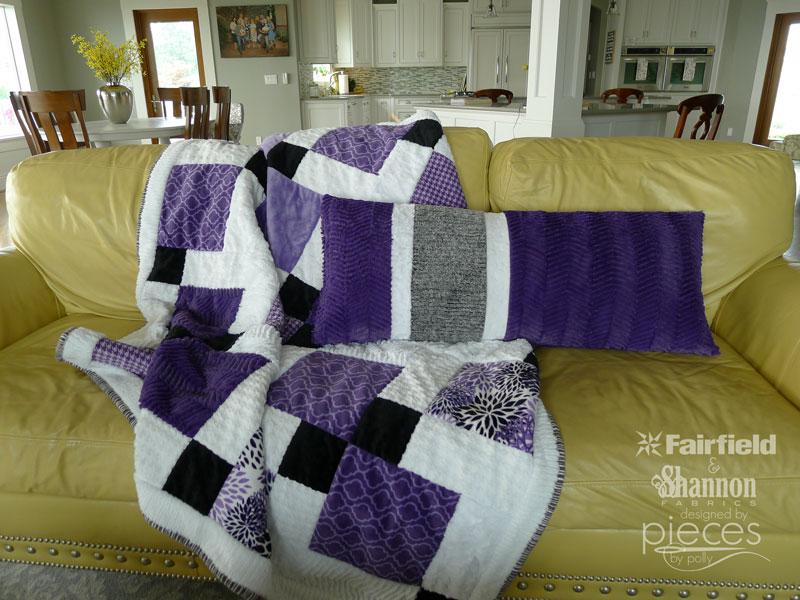 Asymmetrical Body Pillow