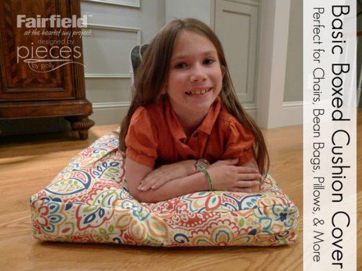 Basic Box Cushion Cover