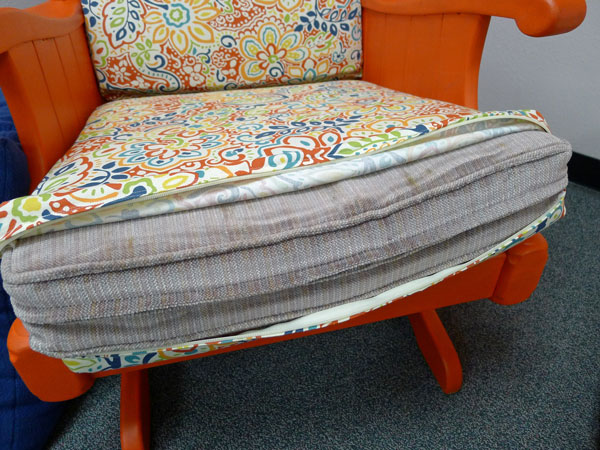 Basic Box Cushion Cover Fairfield World Craft Projects
