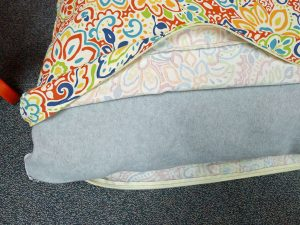 Basic Box Cushion Cover Fairfield World Craft Projects