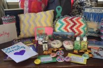 Comfort Bags for Cancer